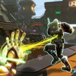 Battleborn Miko Heals Oscar Mike screenshot