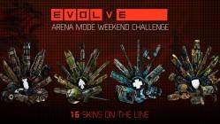 Evolve - Arena Challenge