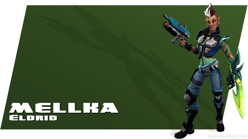 Battleborn - Mellka