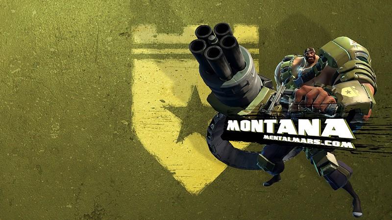 Battleborn Wallpaper - Montana