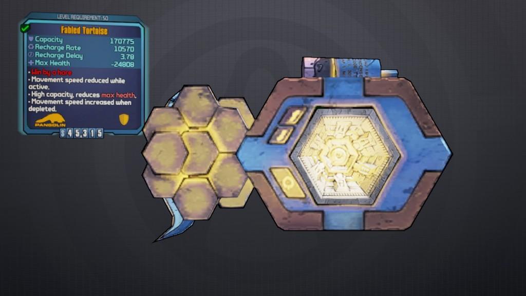 BLTPS Legendary Shield - Fabled Tortoise