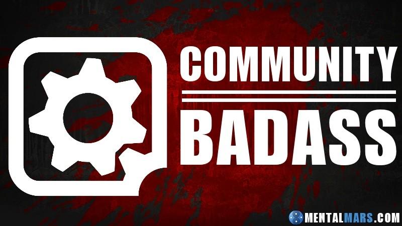 Gearbox Community Badass Award