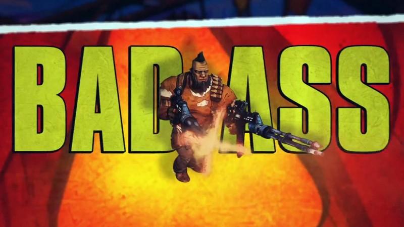 Gearbox Badass