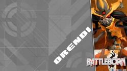Battleborn Blade Wallpaper - Orendi