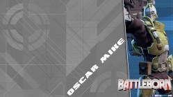 Battleborn Blade Wallpaper - Oscar Mike