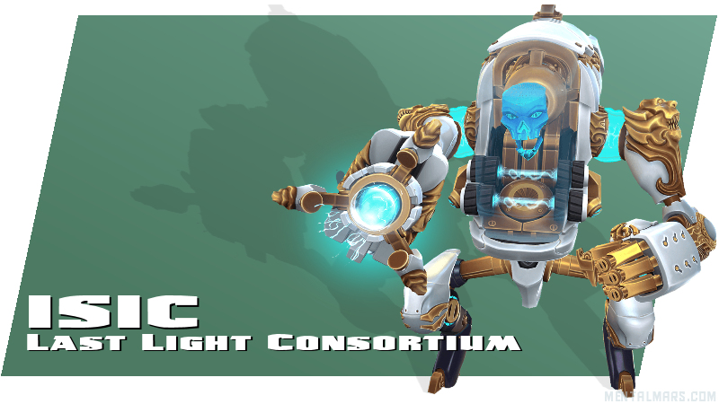 Battleborn - ISIC Profile Overview (LLC)