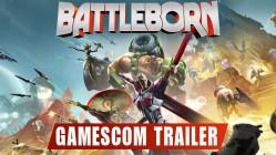 Battleborn Gamescom Trailer