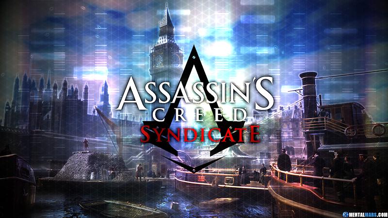 AC Syndicate Wallpaper - MentalMars