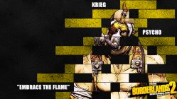 Borderlands 2 Krieg Legacy Wallpaper