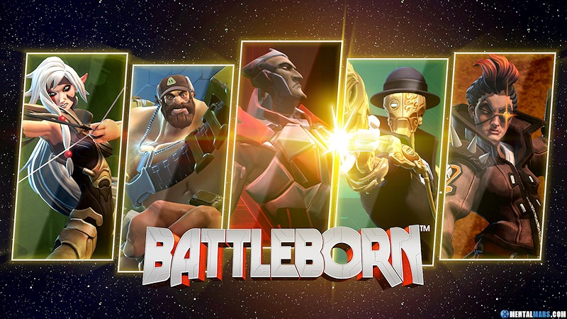 Battleborn Wallpapers By Mentalmars Fan Creations The Official Gearbox Software Forums