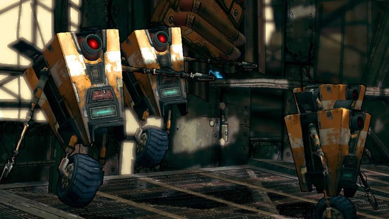 Borderlands Claptrap's New Robot Revolution Launch Trailer