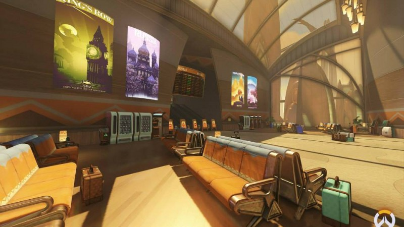 Overwatch Screenshots – Numbani