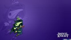 Shovel Knight - Plague of Shadows Wallpaper