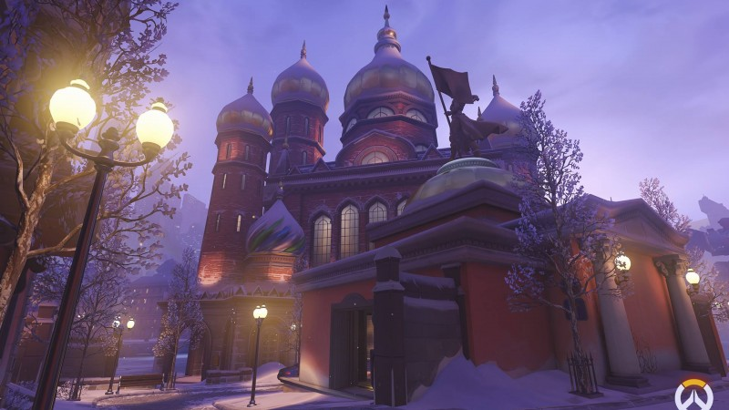 Overwatch Screenshots – Volskaya Industries