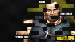 Borderlands Legacy Wallpaper - Brick