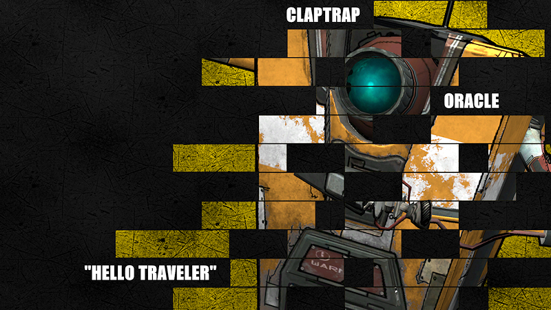 Borderlands Legacy Wallpaper - Claptrap - MentalMars