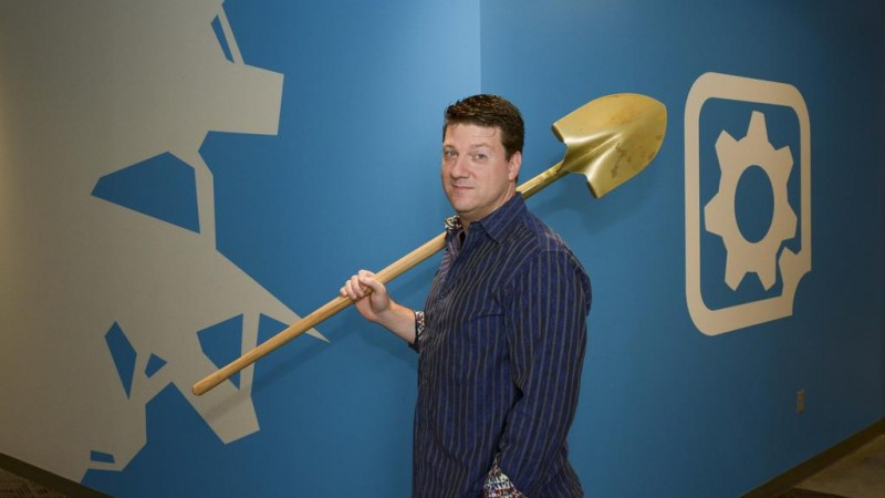 Newsworthy Interview with Randy Pitchford
