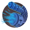 Battleborn - Whiskey Foxtrot - Scrap Cannon