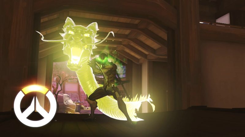Overwatch - Genji Ability Overview