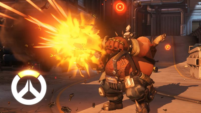 Overwatch - Roadhog Ability Overview