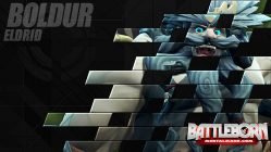 Battleborn Champion Wallpaper - Boldur