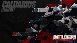 Battleborn Champion Wallpaper - Caldarius