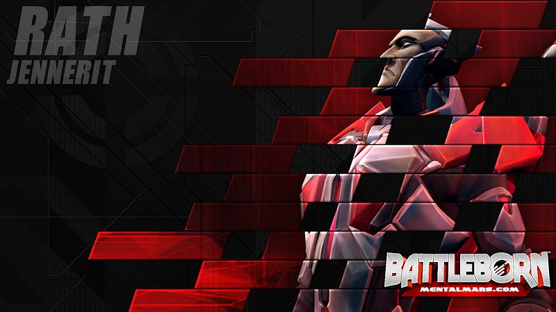 Battleborn Champion Wallpaper - Rath