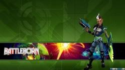 Battleborn Hero Wallpaper - Mellka