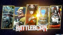 Battleborn Team 3 Wallpaper