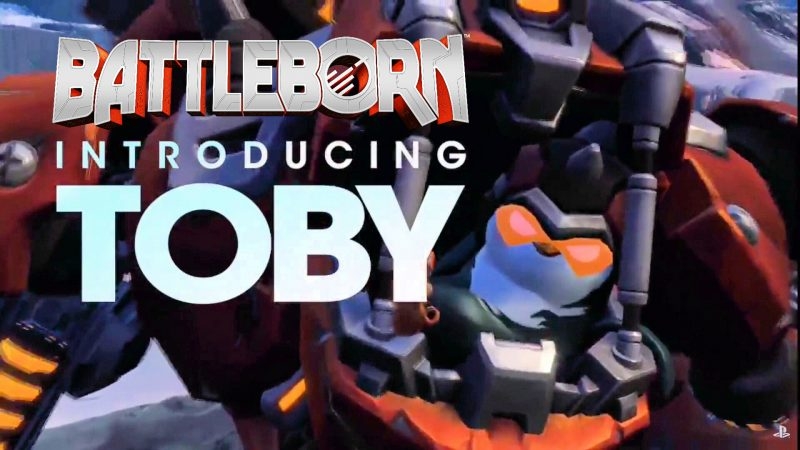 Battleborn - Toby the Destroyer