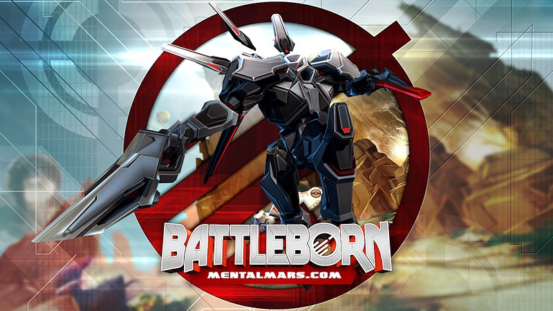Battleborn Legends Wallpaper - Caldarius