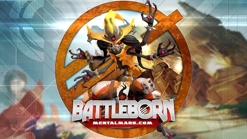 Battleborn Legends Wallpaper - Orendi