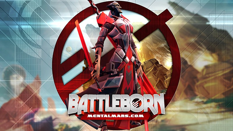 Battleborn Legends Wallpaper - Rath