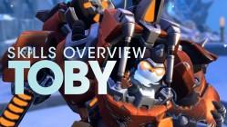 Battleborn - Toby Skills Trailer