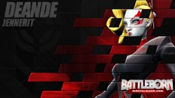 Battleborn Champion Wallpaper - Deande