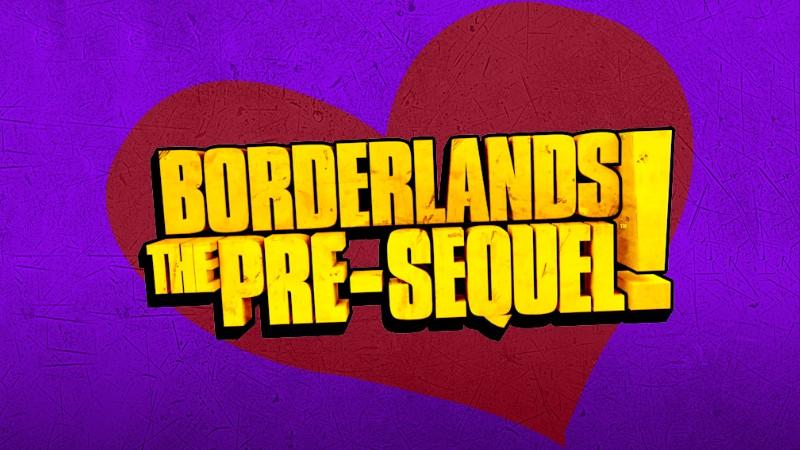 Borderlands the Pre-Sequel Loverpalooza Skins