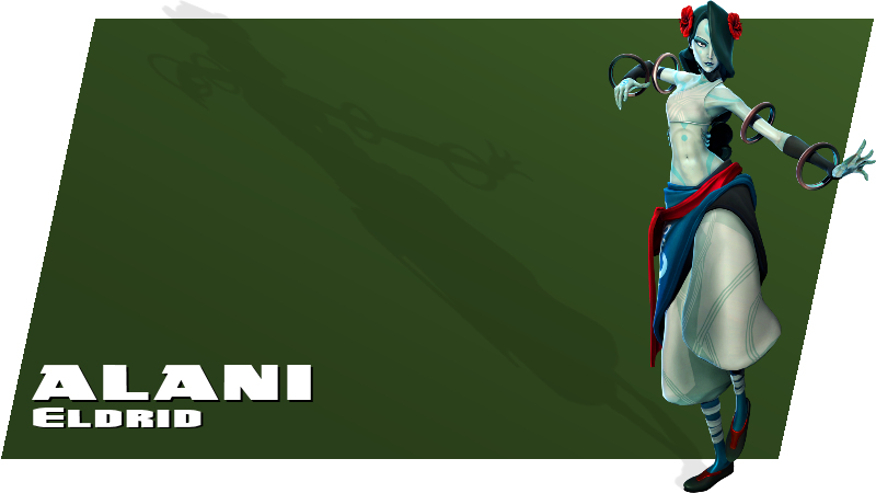 Battleborn - Alani - Eldrid Support