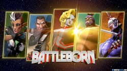 Battleborn Team 4 Wallpaper