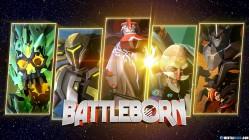 Battleborn Team 5 Wallpaper