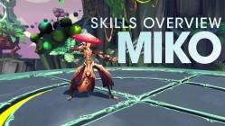 Miko Skills Overview - Battleborn