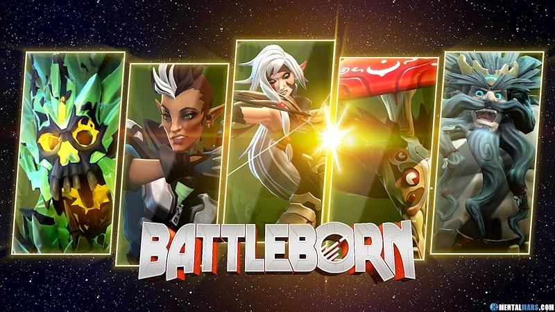 Battleborn Team Eldrid Wallpaper