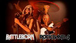 Battleborn x Rockband 4