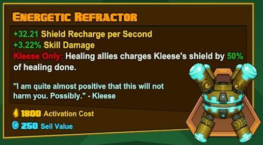 Kleese - Energetic Refractor