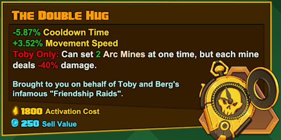 Toby - The Double Hug
