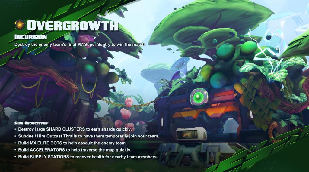 Battleborn Meltdown Overgrowth