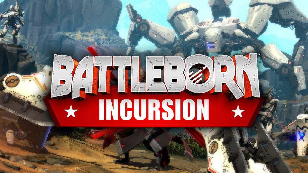 Battleborn Multiplayer Incursion