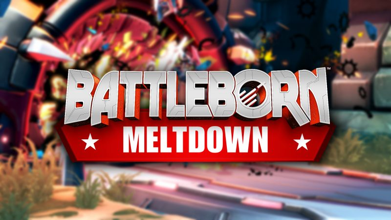 Battleborn Multiplayer Meltdown
