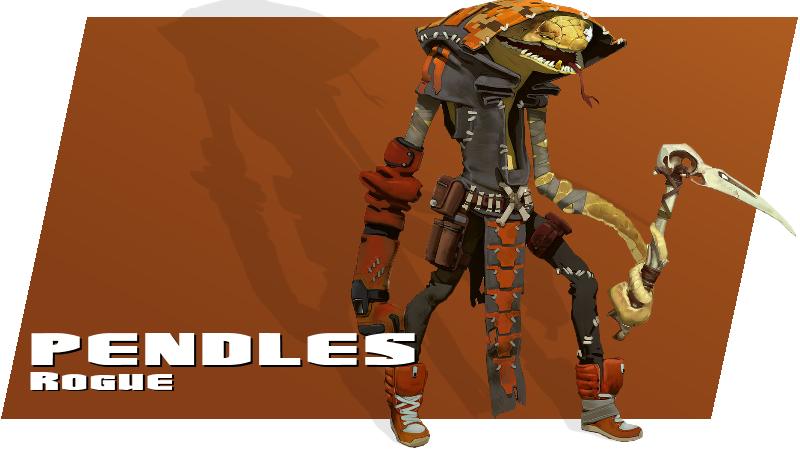 Battleborn - Pendles Rogue