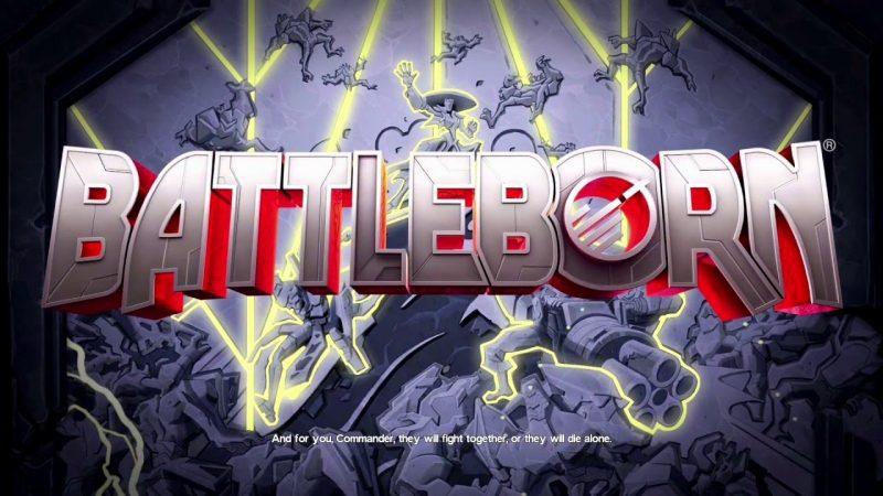 Battleborn Openings Cinematic