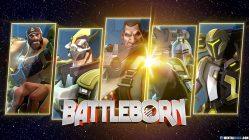 Battleborn Team Peacekeeper Wallpaper